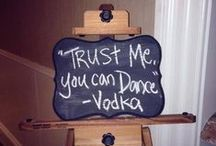 Best. Wedding. Ever / Here are some fun, unique ideas to dazzle your guests.