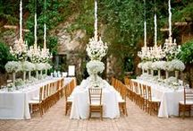 Wedding Decor / Attention to the details! Here's a collection of our favorite wedding decor inspiration.