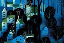 Quilts en inspiratie / Inspiratie krijgen van leuke quilts van andere creativelingen