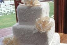 Wedding Cake / by Debra Jones