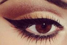 eyes / makeup