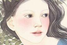 Märchen / Fairy Tales by Grimm etc