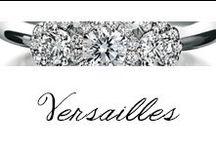 Versailles / Bibigi | Versailles: Oro bianco e diamanti.