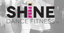 """SHiNE //  MOM LIFE / We are the """"REAL"""" Dance Moms!  A great workout for busy moms who want to stay fit and have fun.  Dance your way to health."""