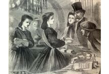 US Christian And Sanitary Commissions / During the American Civil War  / by Pamela E. Lee