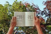 FinerBooks / The first series of Linefiner Sketchbooks