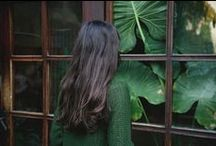 nehmen sie grün, grün das hebt / by Nainoa