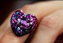 bijoux resine