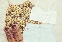 Clothes/Jewelry/Shoes / Cute outfits, tops, shorts and more!