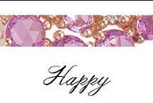 """Happy / La nuova collezione di Bibigì che si ispira al vivere il momento presente, al coccolarsi e concedersi il gusto di un capriccio. Bibigì """"Happy"""" ci emoziona con una miriade di colori che rispecchiano l'allegria dell'anima."""