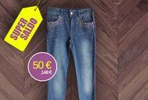 Jeans & Pantaloni