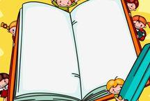 Sekalaisia koulujuttuja / Eri oppiaineisiin liittyviä ideoita