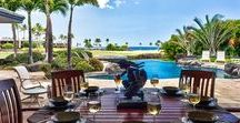Oceanfront Resort Rental - the Cape At Mauna Lani 3 / A beautiful 5 bedroom house located steps away from the coastline in the Mauna Lani Community, on the Big Island of Hawaii. Some of the amenities include an infinity pool, private home, hot tub, wifi and weekly maid service.
