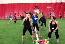Liikunta ja ryhmäytyminen