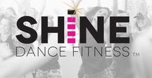 SHiNE // SWAG / SHiNE SWAG is the best SWAG!  Look good and feel good while working out in our super cute clothes and accessories!!