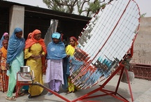 Solar / The Barefoot College is the only college is in India which works towards harnessing the energy from the sun and providing a sustainable and  eco-friendly option for generating electricity for rural communities worldwide.