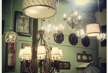 Our Showroom :) / by A Charmed Life at Home