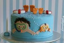 Party Cakes & Cookies