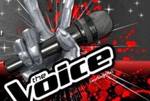The Voice / The best singing competition by far! / by Chelle Carpenter Murray