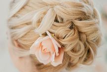 Blissful Wedding Hair
