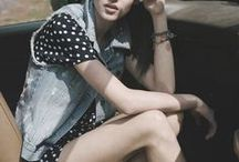 - - Denim love//Fashion inspo - - / by Katia Nikolajew // Bewolf Fashion