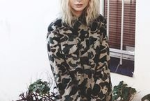 - - Cargo & Camo style//Fashion inspo - - / by Katia Nikolajew // Bewolf Fashion