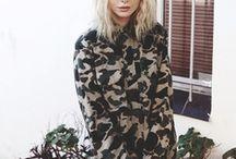 - - Cargo & Camo style//Fashion inspo - - / by Katia Nikolajew // Bewolf Fashion