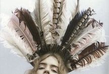 - - Feathers//Fashion inspo