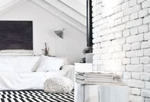 - - My kinda home//B&W style - - / by Katia Nikolajew // Bewolf Fashion