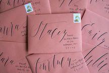 Lettering / by Jill Postema