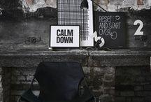 - - My kinda home//Dark style - - / by Katia Nikolajew // Bewolf Fashion