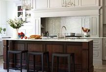 Kitchen Designs / by A Charmed Life at Home