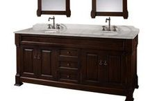 Bathroom Vanitys / by A Charmed Life at Home
