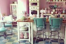 * Vintage interior *