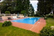 Farm house in #Chianti / In the heart of @Tuscany this Farm house with park , 2 swimming.pool .