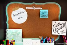 Organization / Because I can be very unorganized / by Sarah Hutchings