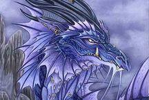 ドラゴン / Dragon / by Dark