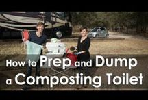 Composting Toilets / Everything you never knew you wanted to know about composting toilets!