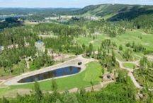 Himos Resort / New 18 hole Golf Course and Golf Villas + plots around it