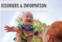 Disorders and Information