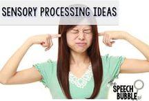 Sensory Processing Ideas