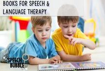 Books for Speech and Language Therapy