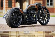 COOLEST MOTORCYCLE RIDES
