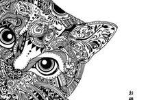 Doodle & Zentengle Art