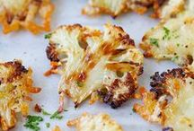Cauliflower Bakes / All recipes involving baking cauliflower for healthy, yummy, dishes!