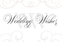 Wedding Wishes / We have brought together the best of pinners who will pin to create a board we hope will bring inspiration when planning the wedding of your dreams. When Visiting please scroll down to find many beautiful wedding themes. Thank you for your thoughtful pins, exceptions only to bold text.