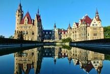 Famous castles and palaces in Poland / Some of the most beautiful castles and palaces in Poland