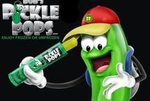 Pickle pops fans
