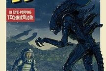Classic Science Fiction Movie Posters