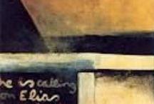 colin mccahon / iconic painter NZ